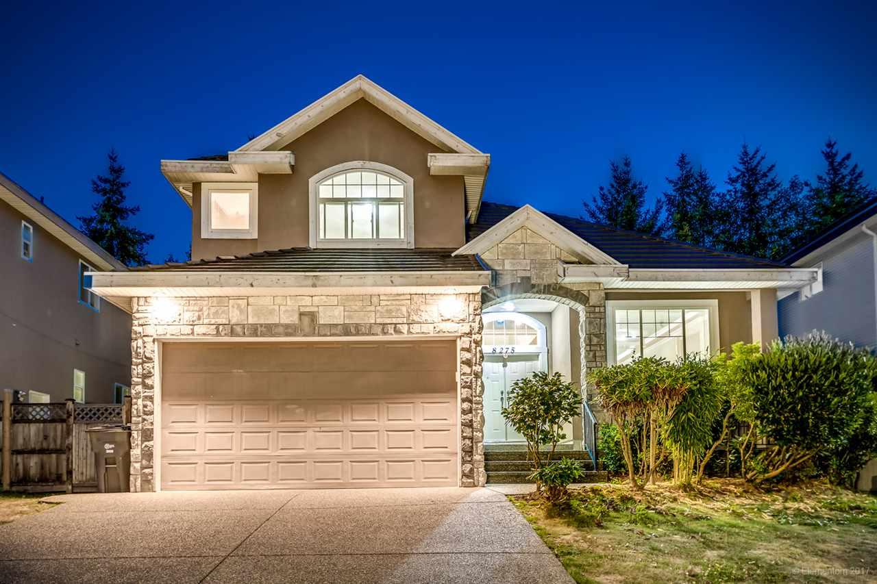 Detached at 8275 167A STREET, Surrey, British Columbia. Image 1