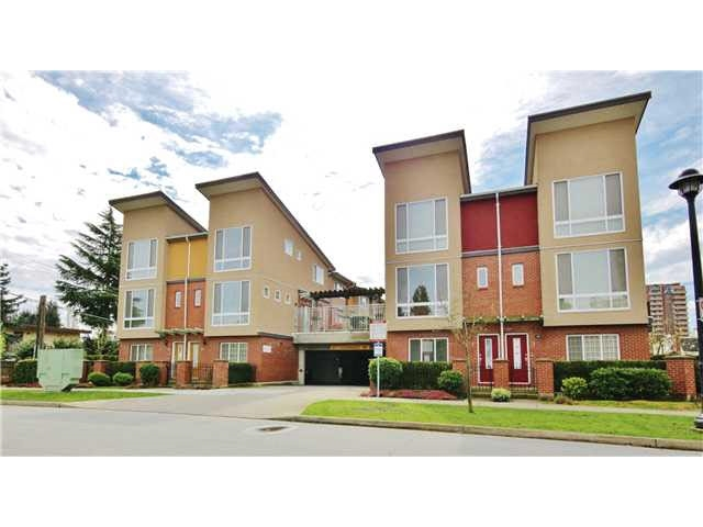 Townhouse at 9 8088 SPIRES GATE, Unit 9, Richmond, British Columbia. Image 1