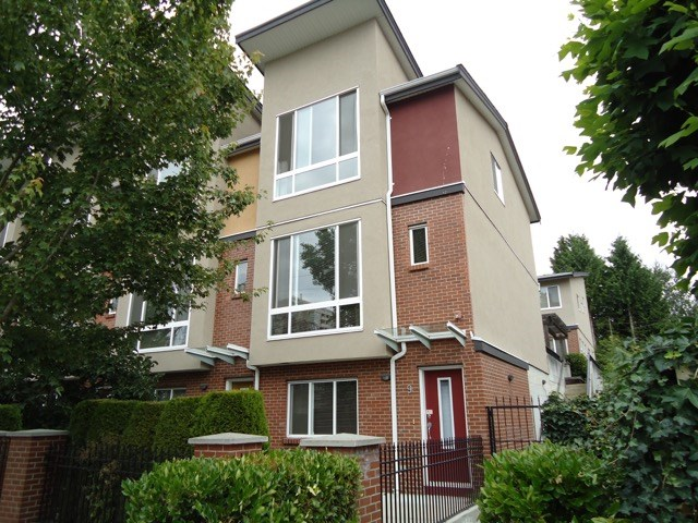 Townhouse at 9 8088 SPIRES GATE, Unit 9, Richmond, British Columbia. Image 2