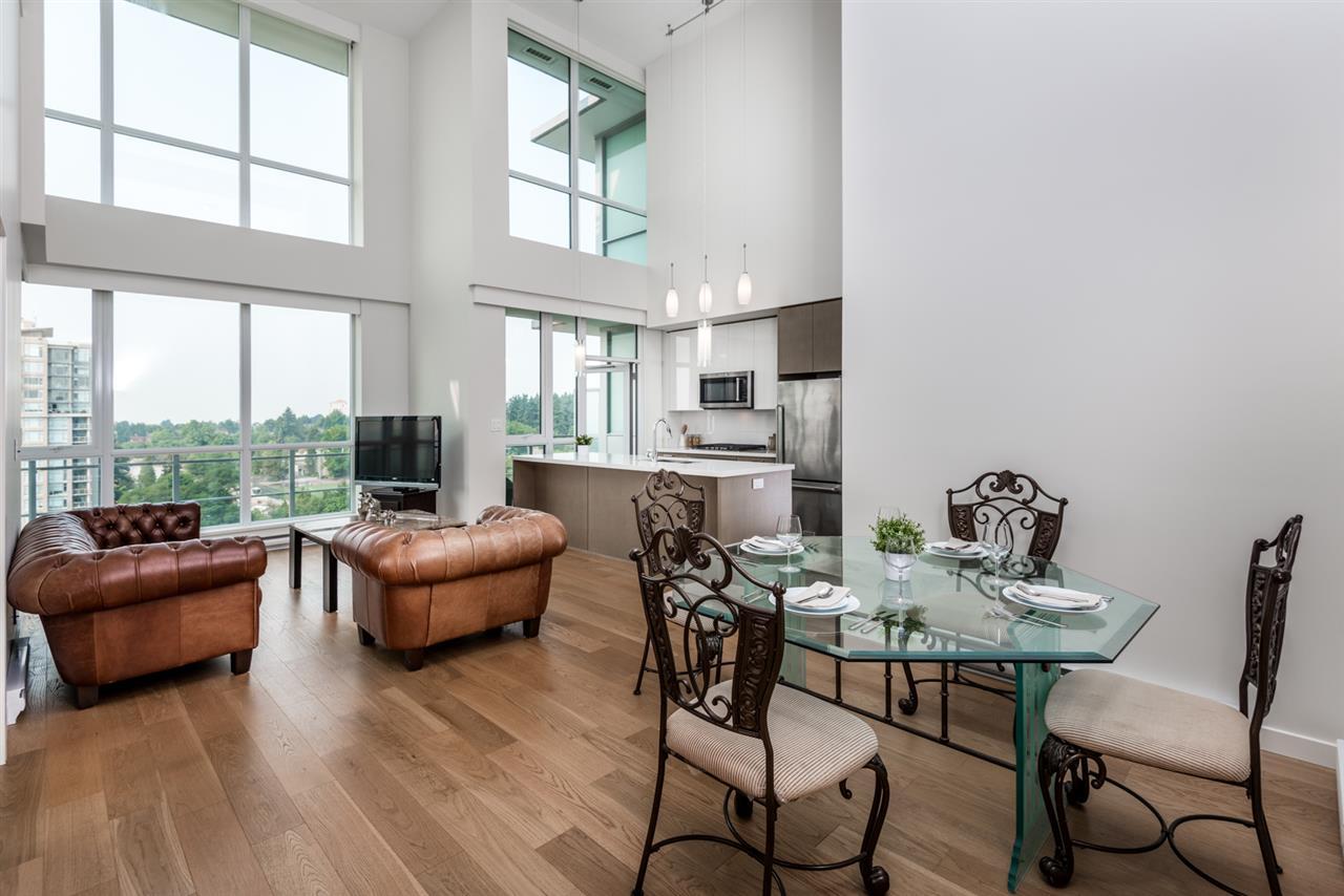 Condo Apartment at 2605 271 FRANCIS WAY, Unit 2605, New Westminster, British Columbia. Image 3