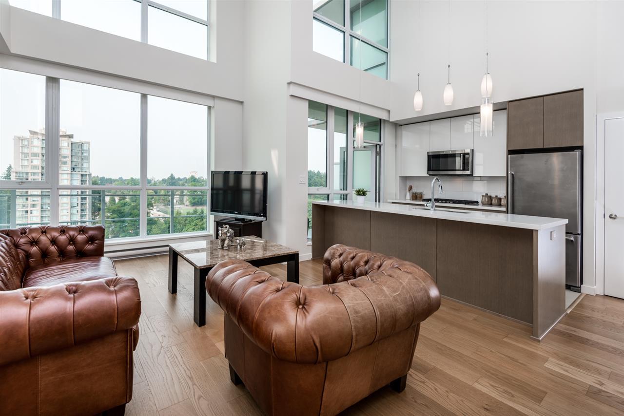 Condo Apartment at 2605 271 FRANCIS WAY, Unit 2605, New Westminster, British Columbia. Image 7