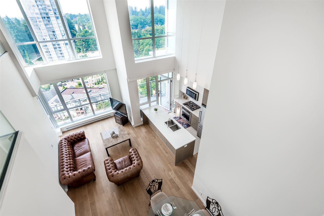 Condo Apartment at 2605 271 FRANCIS WAY, Unit 2605, New Westminster, British Columbia. Image 11