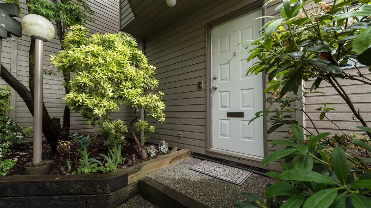Townhouse at 6 1434 MAHON AVENUE, Unit 6, North Vancouver, British Columbia. Image 2