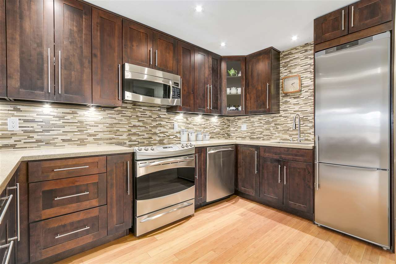 Condo Apartment at 213 5723 BALSAM STREET, Unit 213, Vancouver West, British Columbia. Image 2