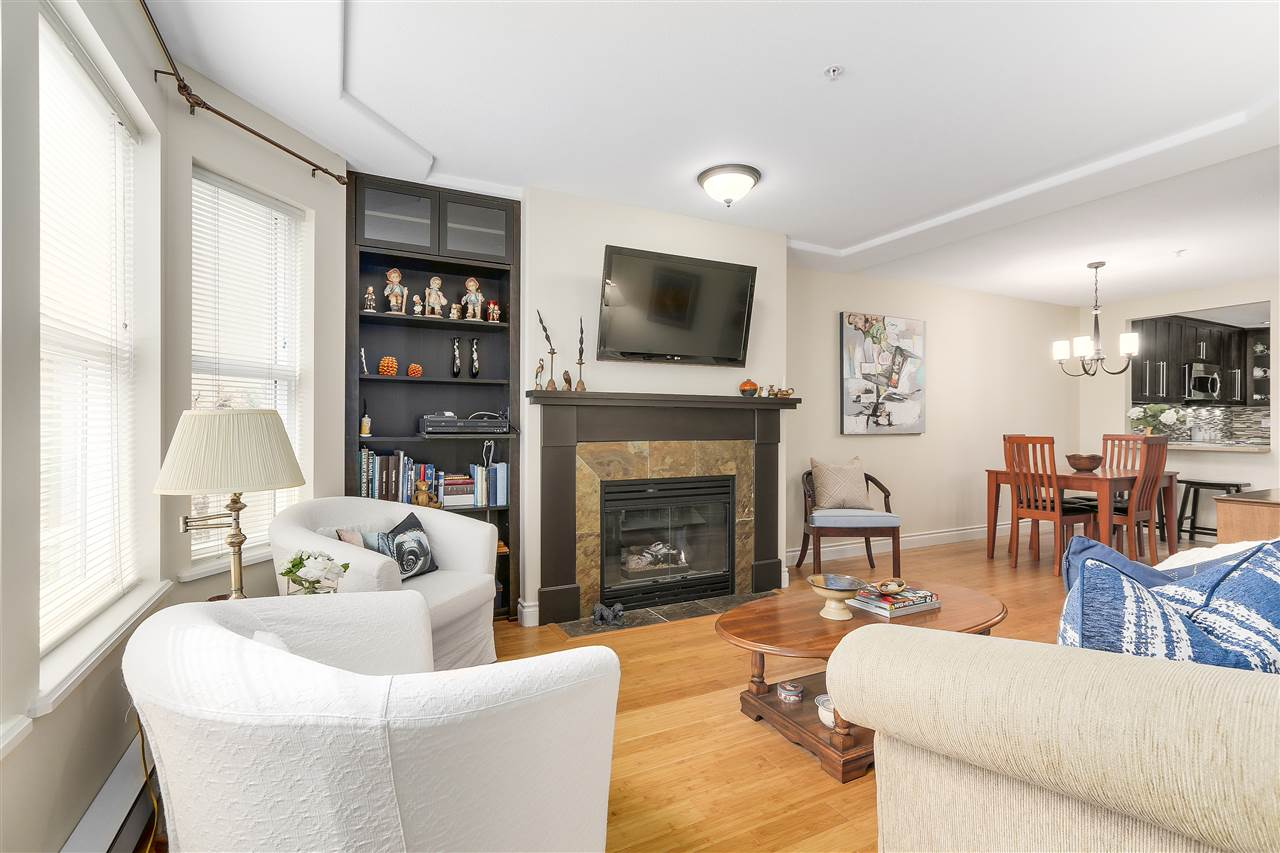Condo Apartment at 213 5723 BALSAM STREET, Unit 213, Vancouver West, British Columbia. Image 6