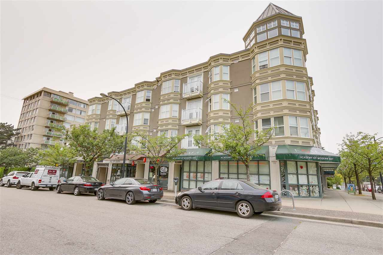 Condo Apartment at 213 5723 BALSAM STREET, Unit 213, Vancouver West, British Columbia. Image 11