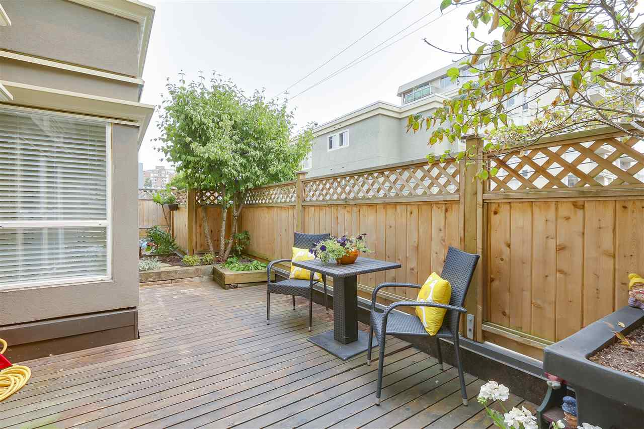 Condo Apartment at 213 5723 BALSAM STREET, Unit 213, Vancouver West, British Columbia. Image 12