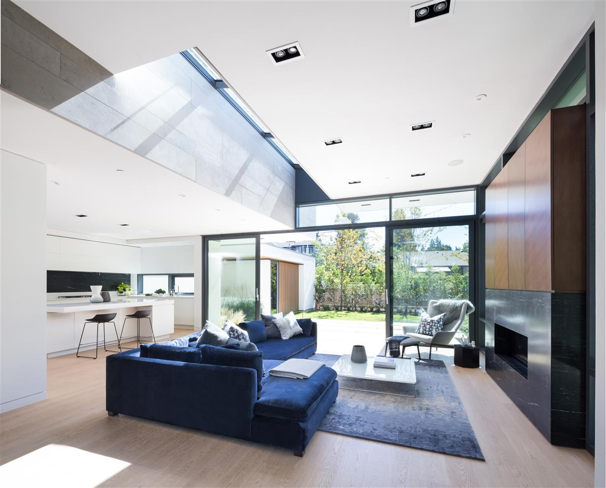 Detached at 4988 CHANCELLOR BOULEVARD, Vancouver West, British Columbia. Image 3