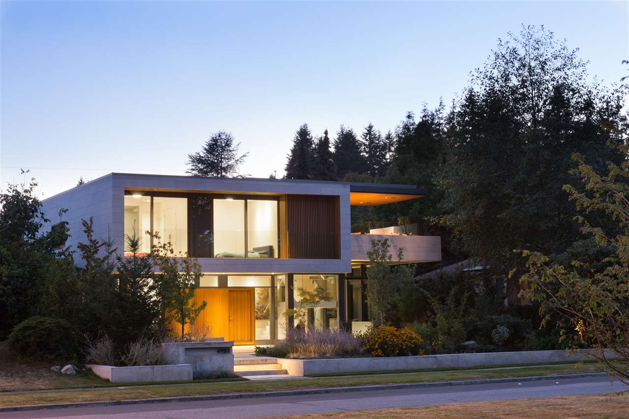 Detached at 4988 CHANCELLOR BOULEVARD, Vancouver West, British Columbia. Image 15