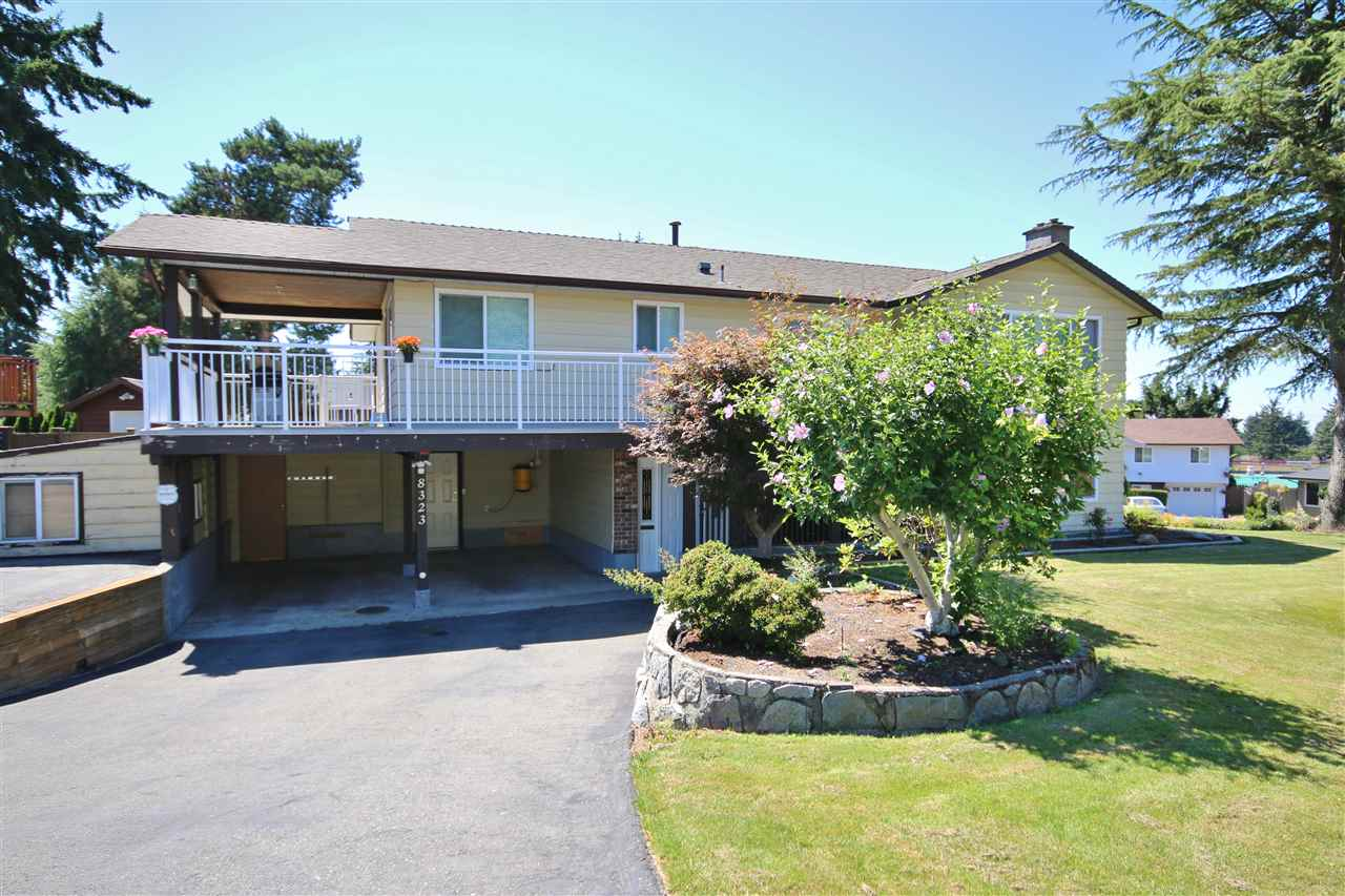 Detached at 8323 GREENHILL PLACE, N. Delta, British Columbia. Image 1
