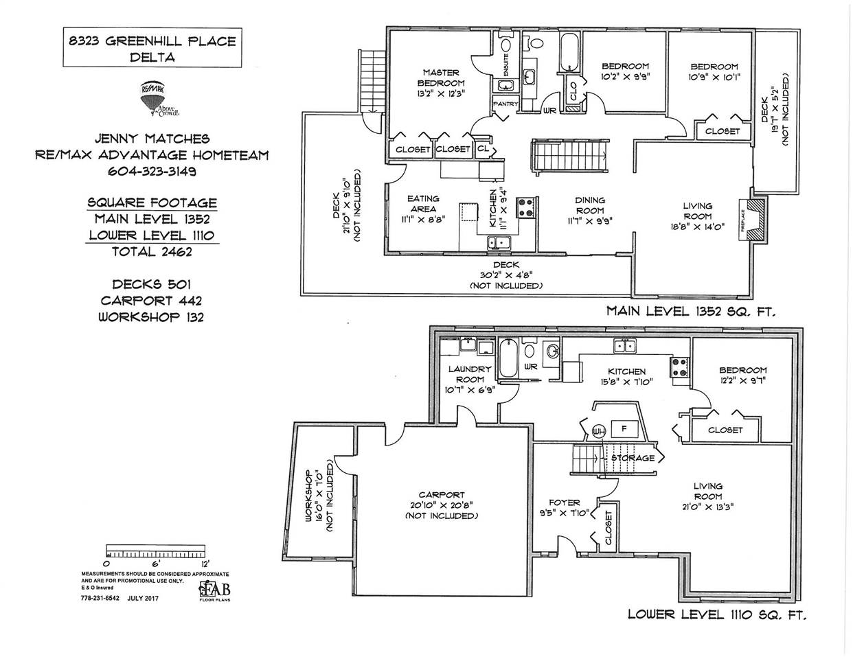 Detached at 8323 GREENHILL PLACE, N. Delta, British Columbia. Image 20