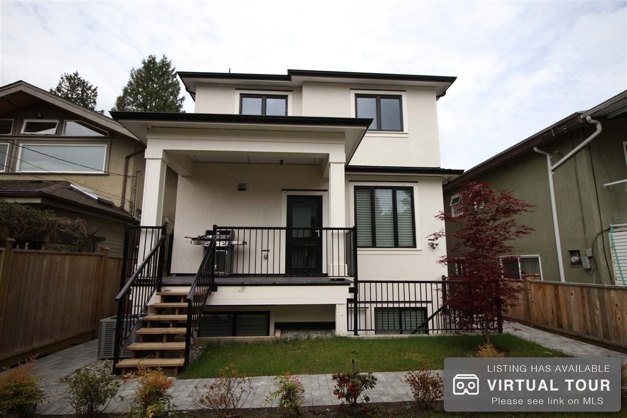 Detached at 3908 W 17TH AVENUE, Vancouver West, British Columbia. Image 5
