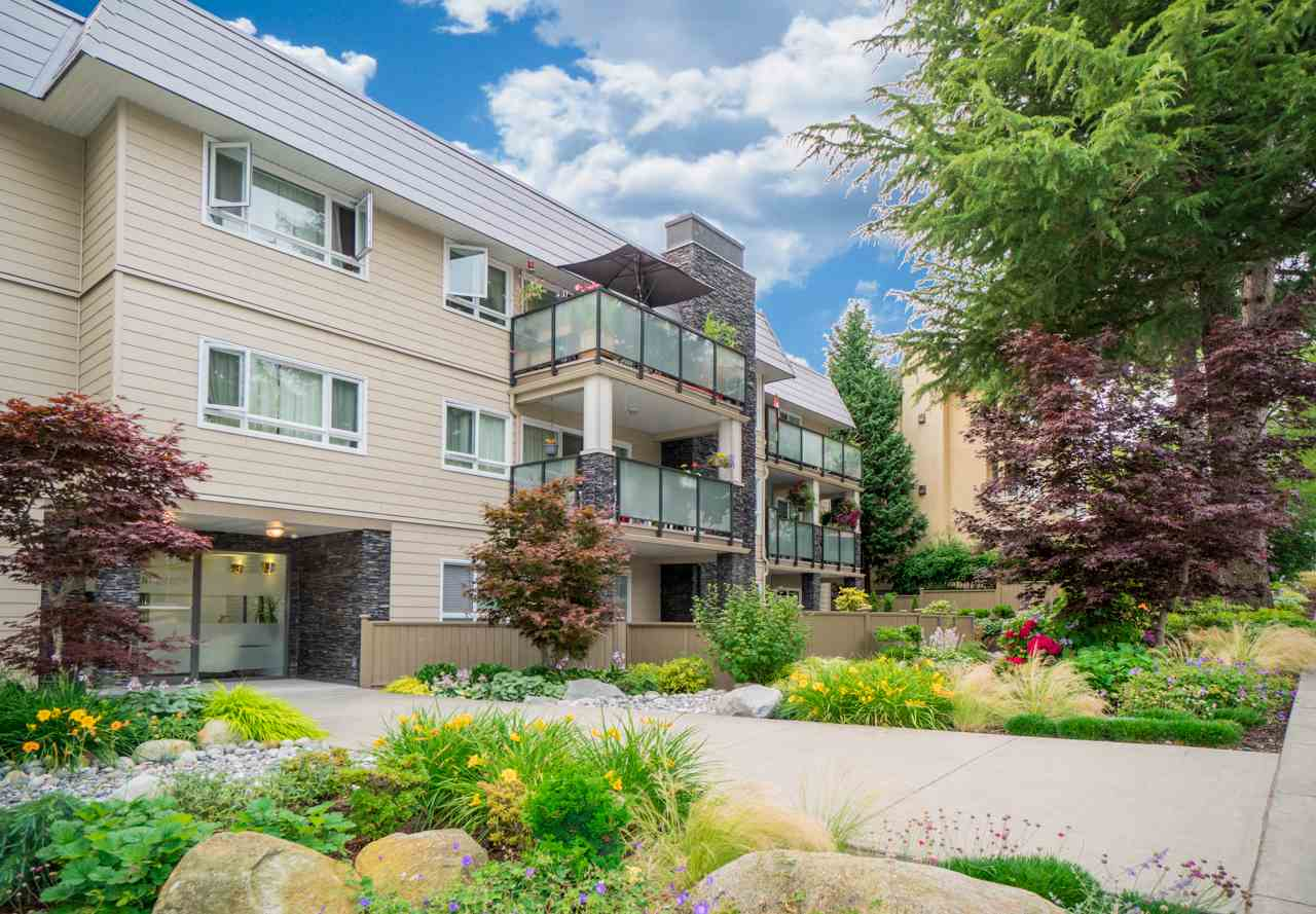 Condo Apartment at 203 1371 FOSTER STREET, Unit 203, South Surrey White Rock, British Columbia. Image 1