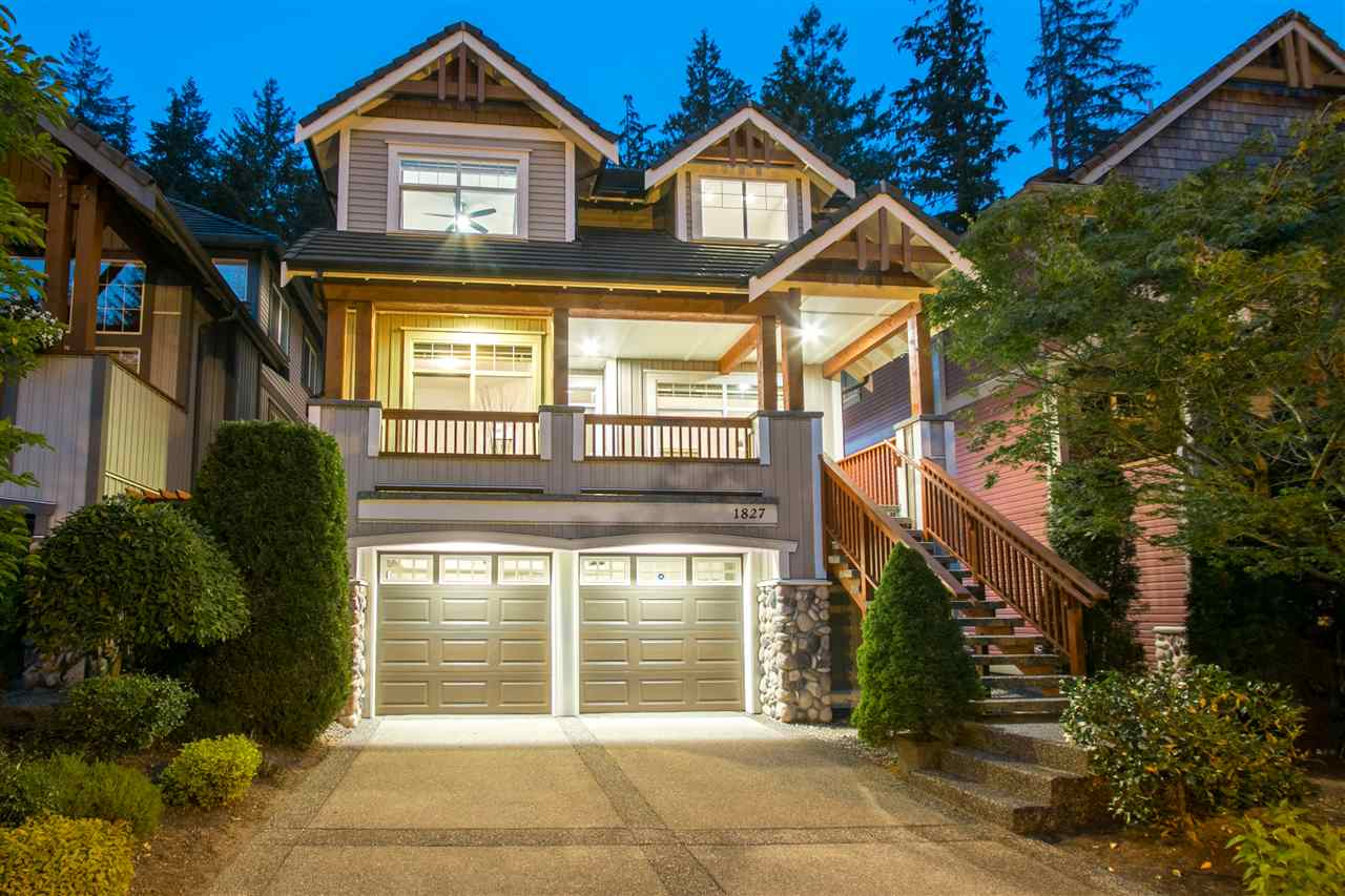 Detached at 1827 PARKWAY BOULEVARD, Coquitlam, British Columbia. Image 1