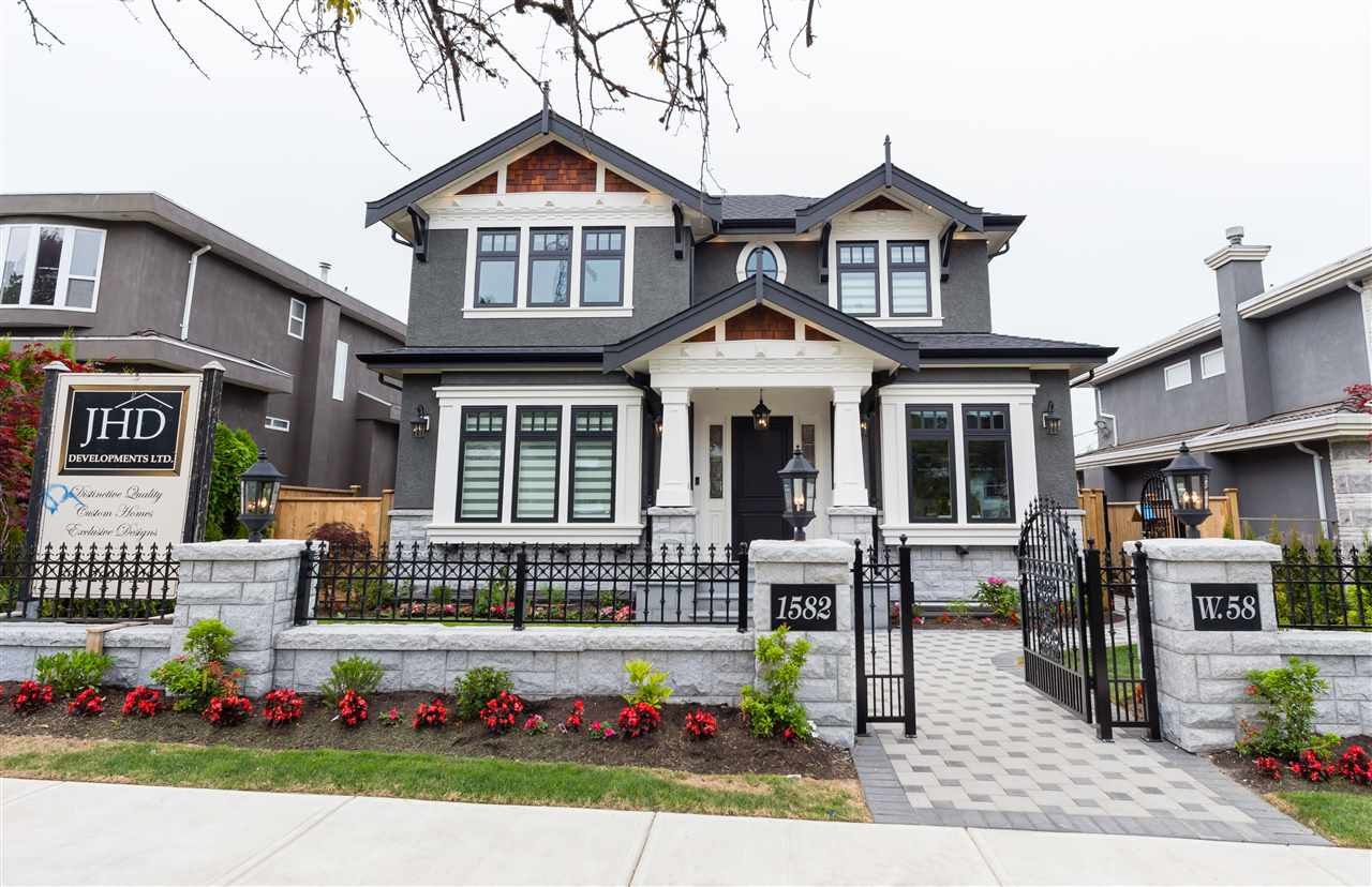Detached at 1582 W 58TH AVENUE, Vancouver West, British Columbia. Image 1