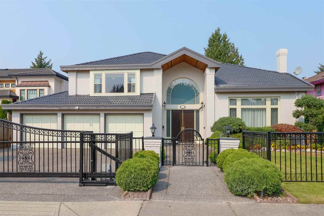 Detached at 8831 FOSTER ROAD, Richmond, British Columbia. Image 1