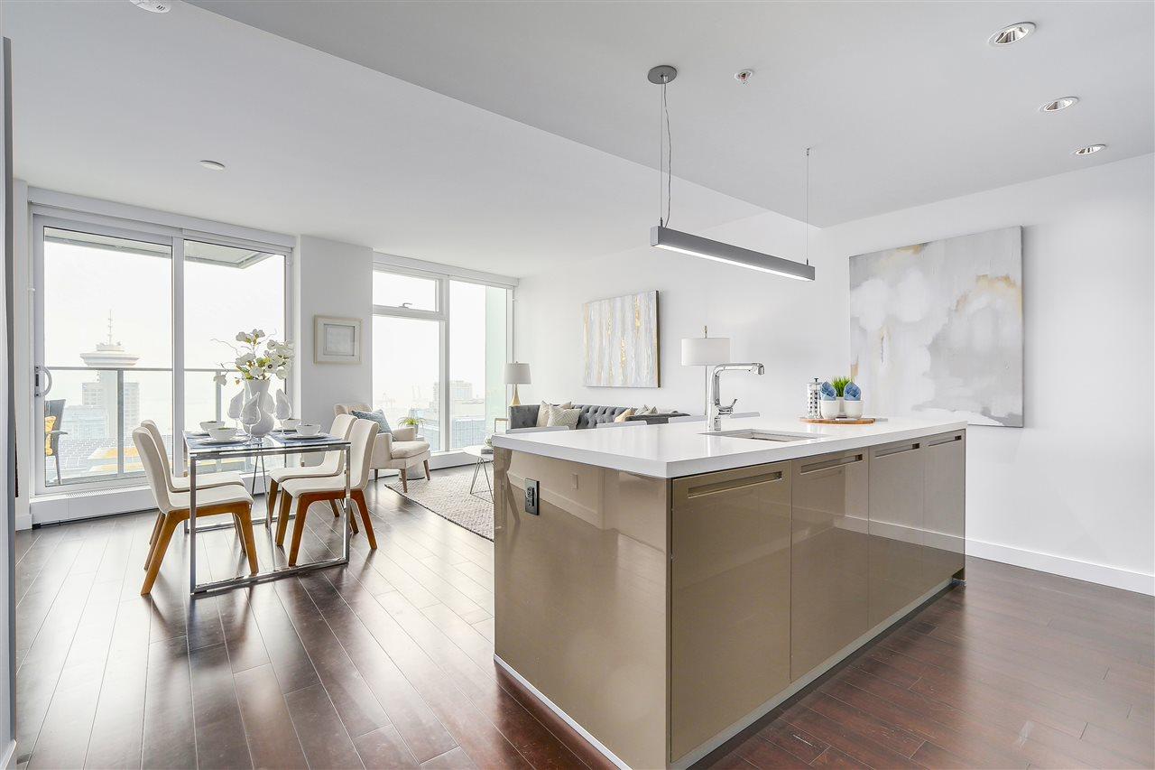 Condo Apartment at 4106 777 RICHARDS STREET, Unit 4106, Vancouver West, British Columbia. Image 3