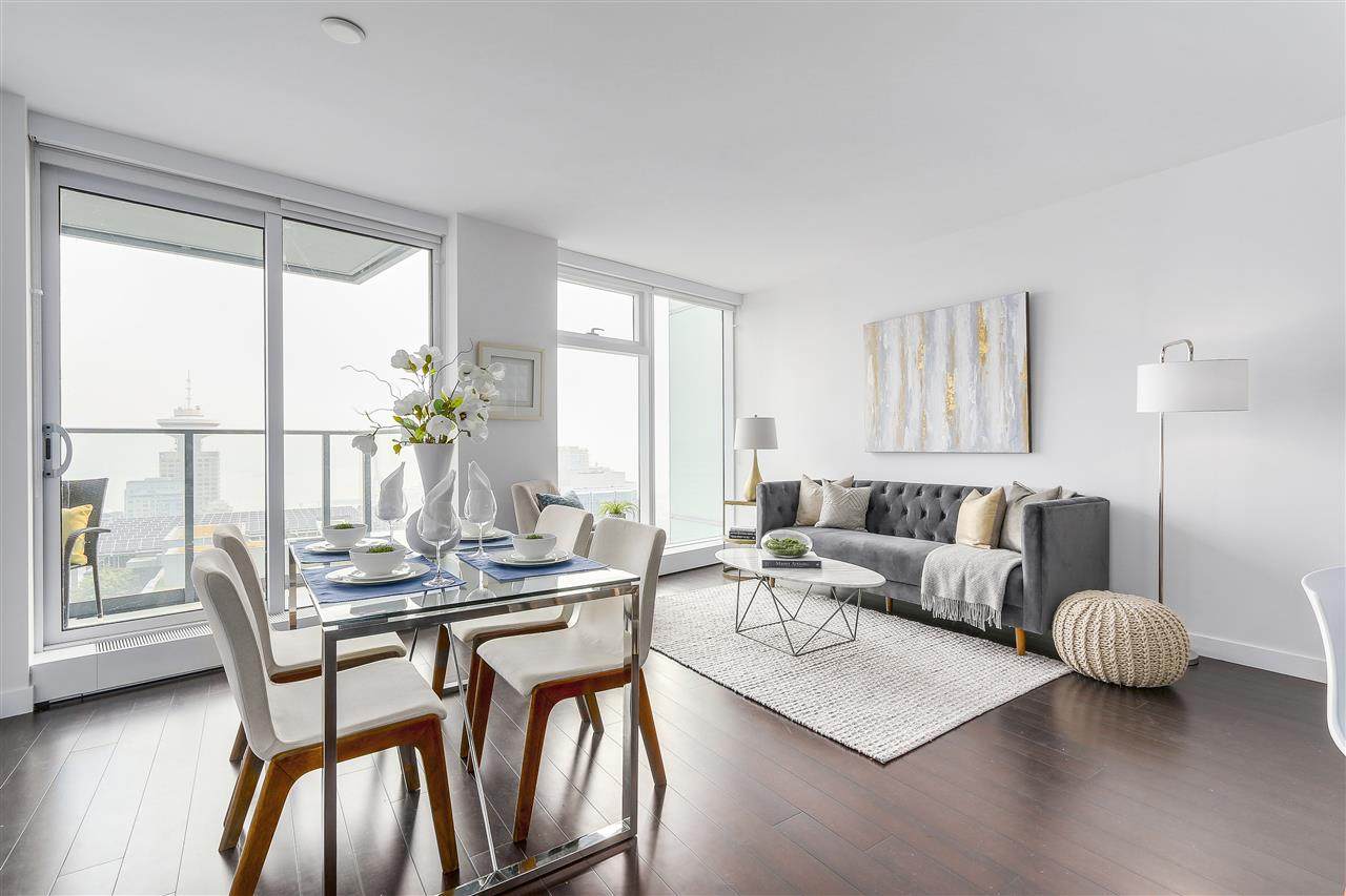 Condo Apartment at 4106 777 RICHARDS STREET, Unit 4106, Vancouver West, British Columbia. Image 5