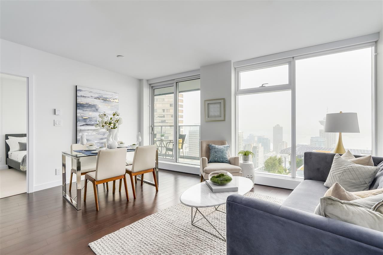 Condo Apartment at 4106 777 RICHARDS STREET, Unit 4106, Vancouver West, British Columbia. Image 7