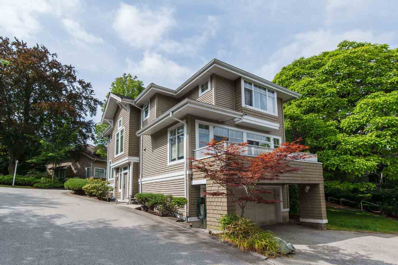 Townhouse at 4 5298 OAKMOUNT CRESCENT, Unit 4, Burnaby South, British Columbia. Image 1