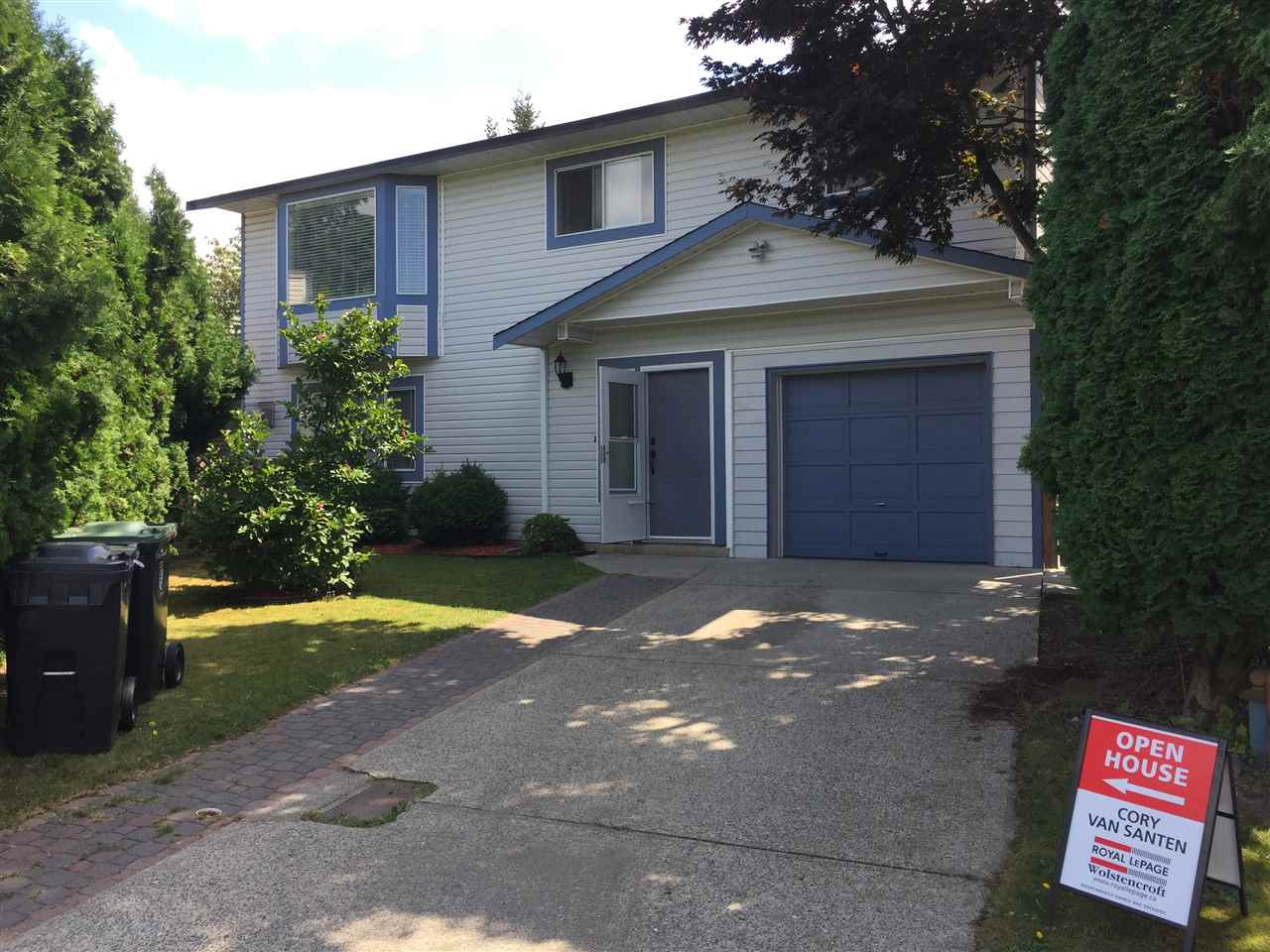 Detached at 3357 270A STREET, Langley, British Columbia. Image 1