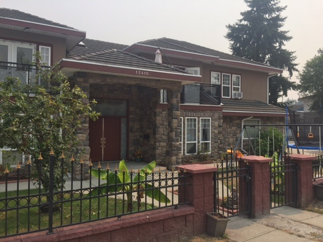 Detached at 12410 96 AVENUE, Surrey, British Columbia. Image 2