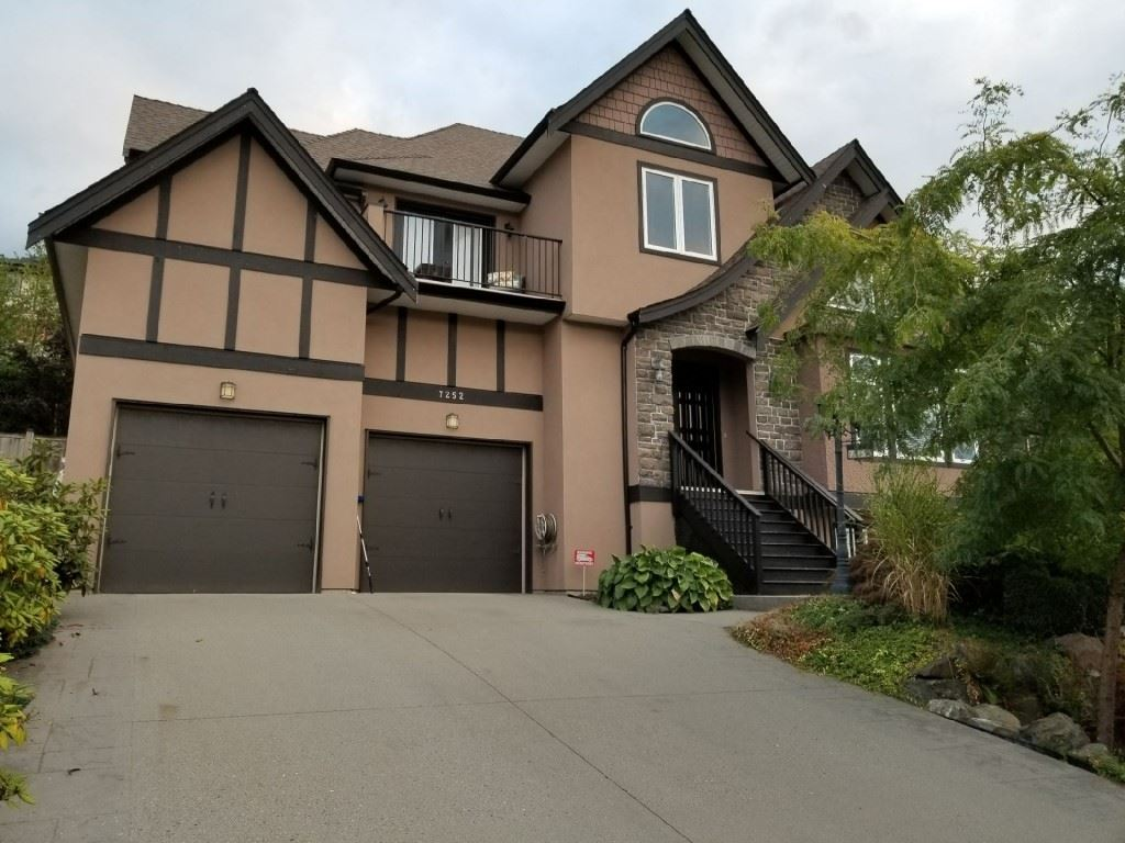 Detached at 7252 BRYANT PLACE, Chilliwack, British Columbia. Image 1