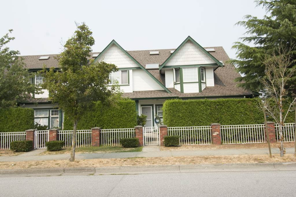 Townhouse at 4 9893 FRANCIS ROAD, Unit 4, Richmond, British Columbia. Image 1