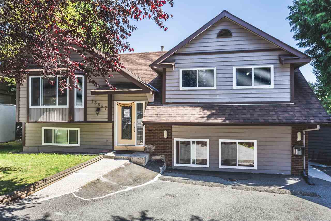Detached at 13887 80A AVENUE, Surrey, British Columbia. Image 1