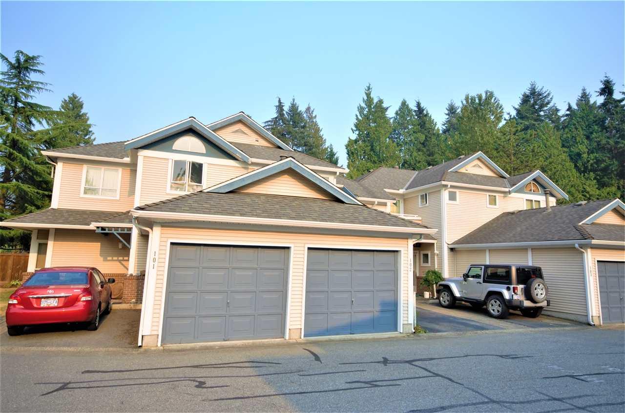 Townhouse at 102 14154 103 AVENUE, Unit 102, North Surrey, British Columbia. Image 2