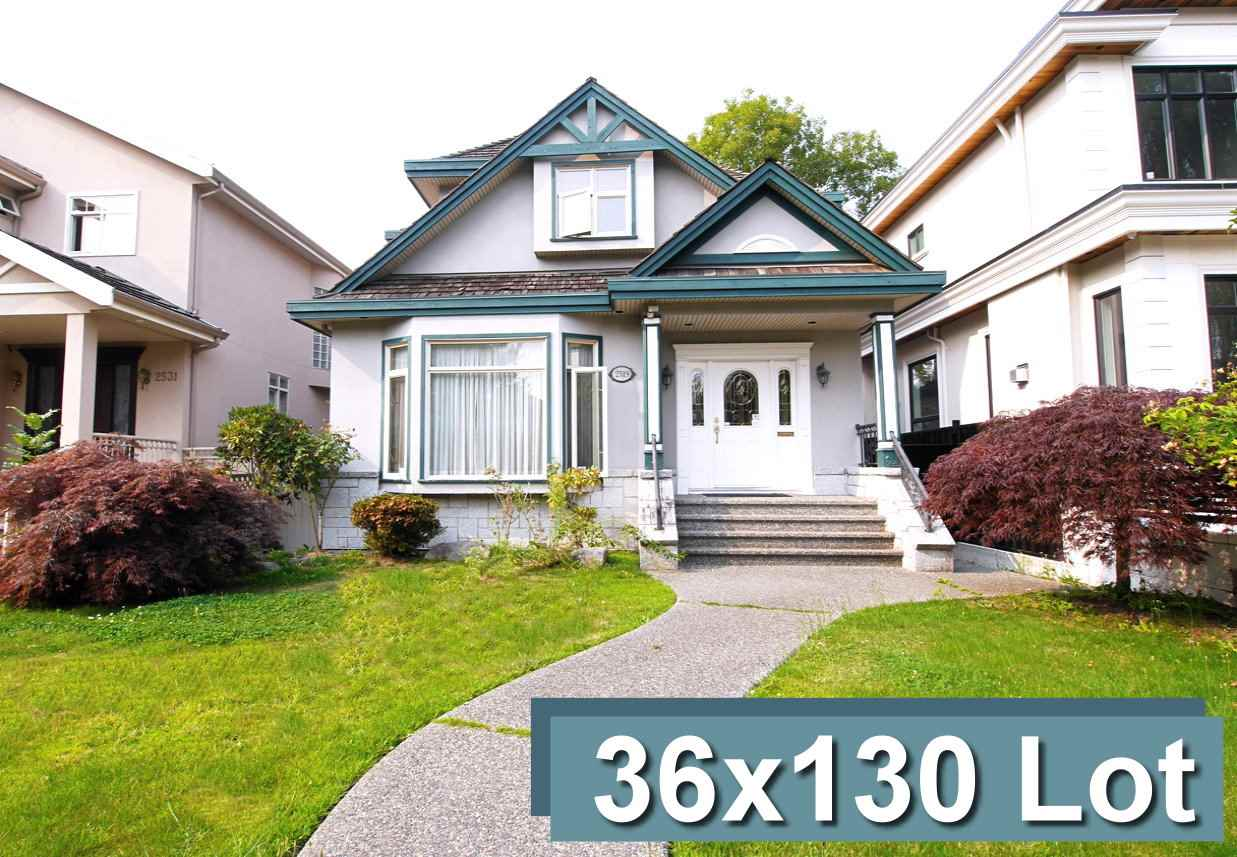Detached at 2519 W 45TH AVENUE, Vancouver West, British Columbia. Image 2
