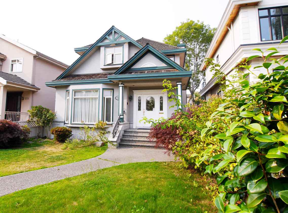 Detached at 2519 W 45TH AVENUE, Vancouver West, British Columbia. Image 3