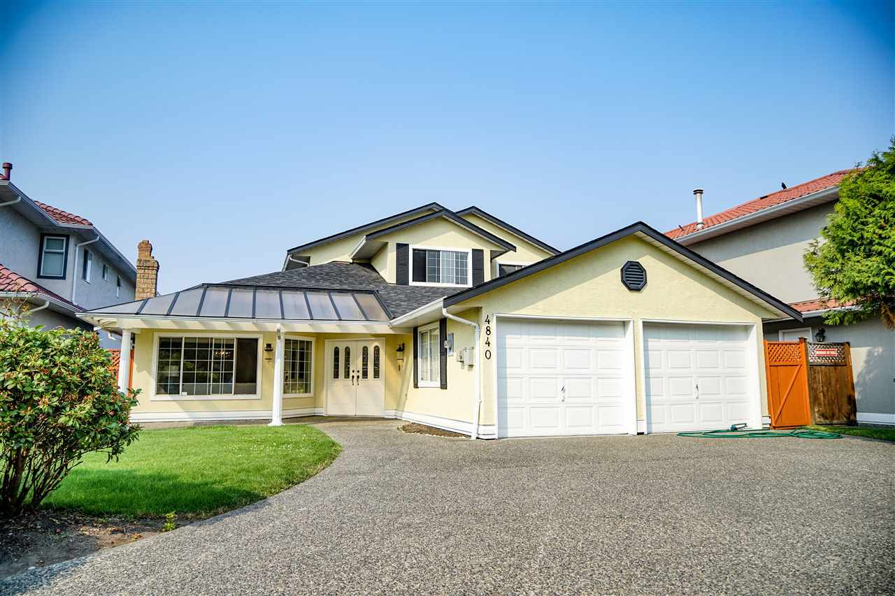 Detached at 4840 FISHER DRIVE, Richmond, British Columbia. Image 2