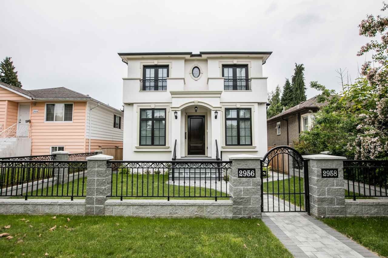 Detached at 2958 W 41ST AVENUE, Vancouver West, British Columbia. Image 1