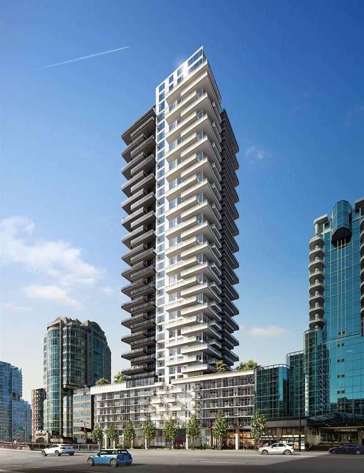 Condo Apartment at 1403 1335 HOWE STREET, Unit 1403, Vancouver West, British Columbia. Image 1