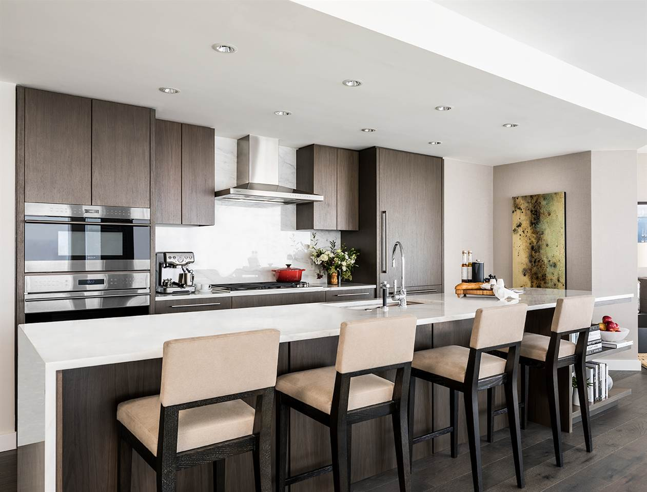 Condo Apartment at 1403 1335 HOWE STREET, Unit 1403, Vancouver West, British Columbia. Image 2