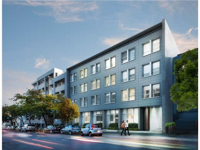 Condo Apartment at 209 626 ALEXANDER STREET, Unit 209, Vancouver East, British Columbia. Image 1