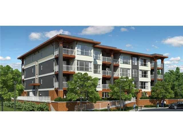 Condo Apartment at 203 2473 ATKINS AVENUE, Unit 203, Port Coquitlam, British Columbia. Image 1