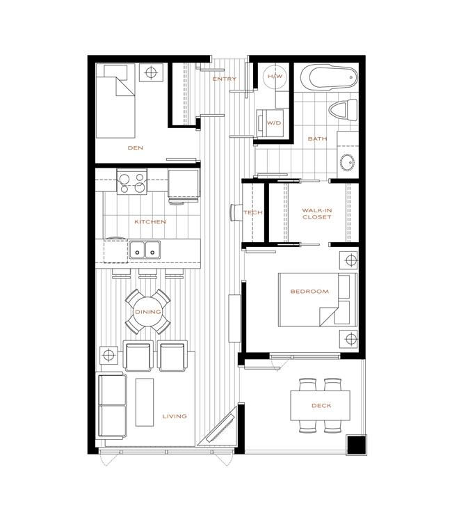 Condo Apartment at 203 2473 ATKINS AVENUE, Unit 203, Port Coquitlam, British Columbia. Image 2