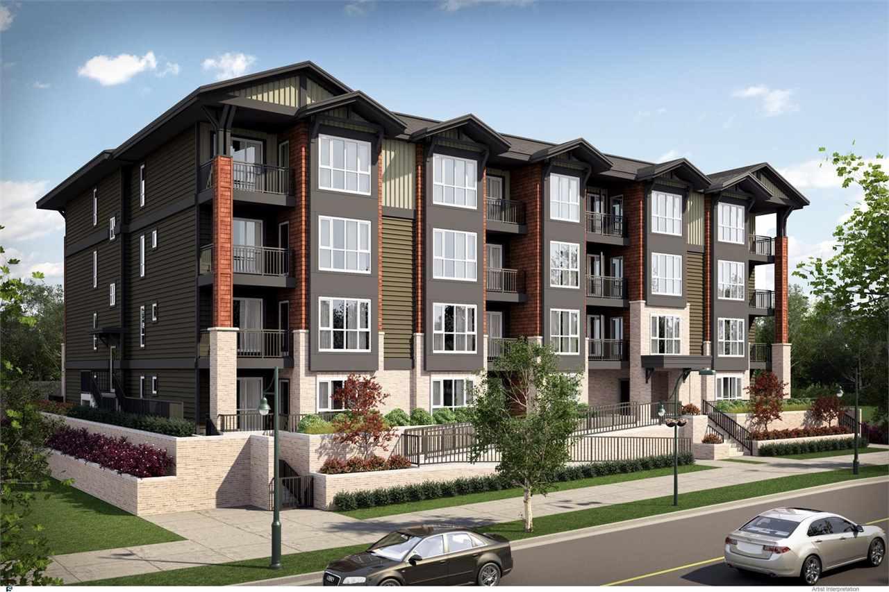 Condo Apartment at 407 2351 KELLY AVENUE, Unit 407, Port Coquitlam, British Columbia. Image 1
