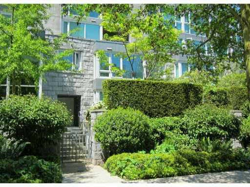 Townhouse at 505 NICOLA STREET, Vancouver West, British Columbia. Image 1