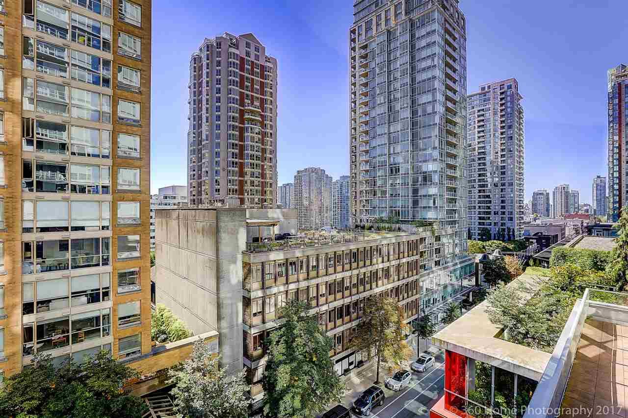 Condo Apartment at 611 833 HOMER STREET, Unit 611, Vancouver West, British Columbia. Image 8