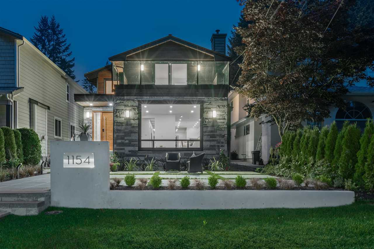 Detached at 1154 CLEMENTS AVENUE, North Vancouver, British Columbia. Image 1