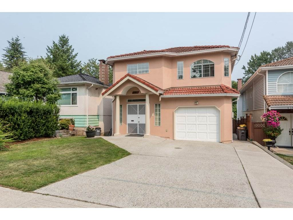 Detached at 4338 ATLIN STREET, Vancouver East, British Columbia. Image 1