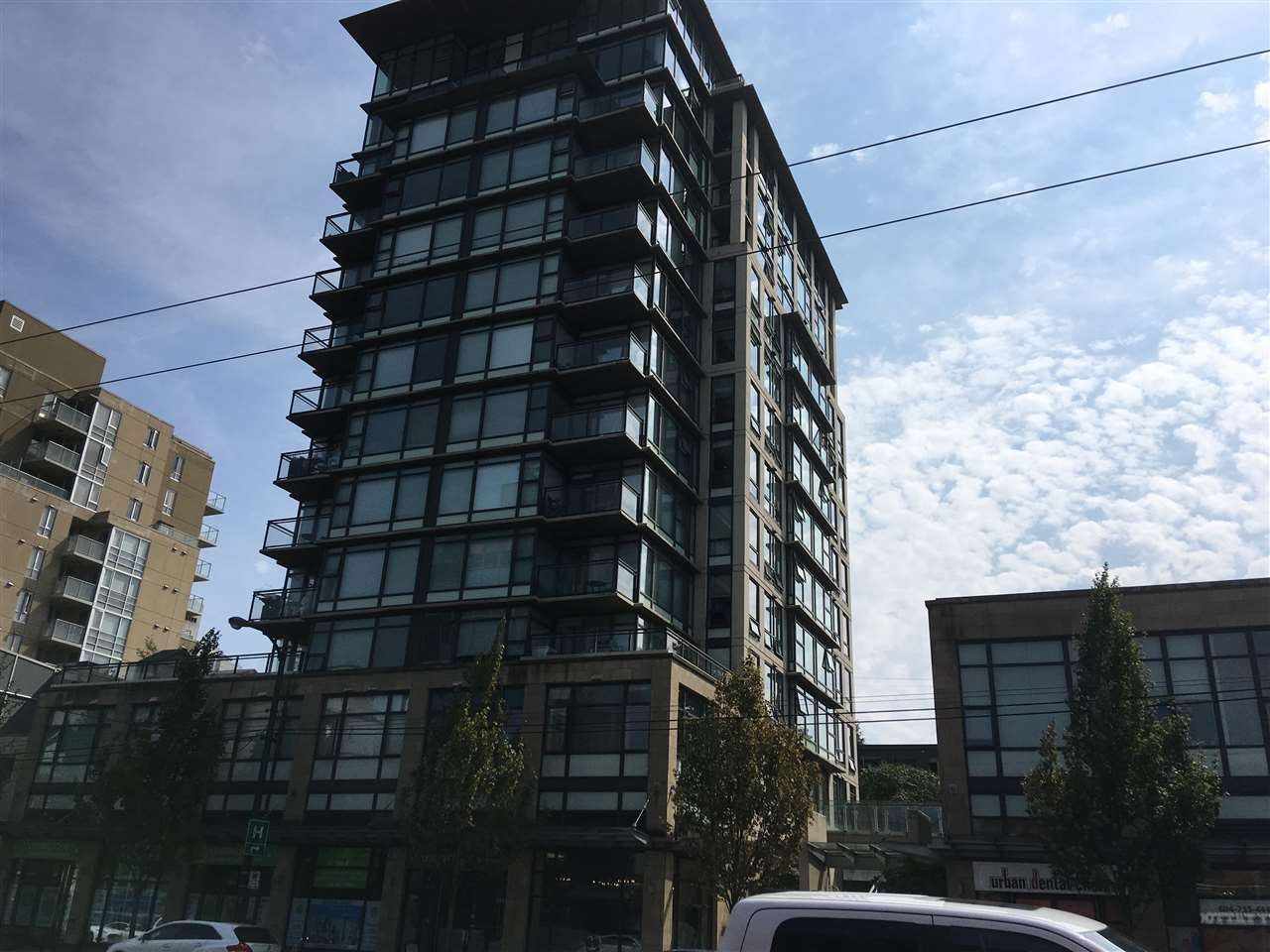 Condo Apartment at 1009 1068 W BROADWAY, Unit 1009, Vancouver West, British Columbia. Image 1