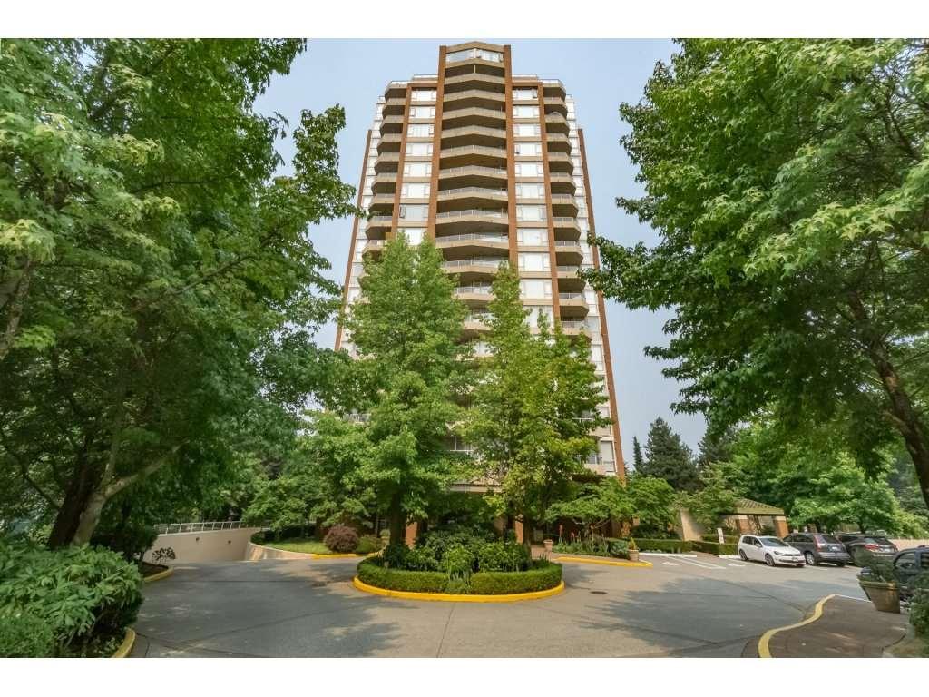 Condo Apartment at 805 4657 HAZEL STREET, Unit 805, Burnaby South, British Columbia. Image 1