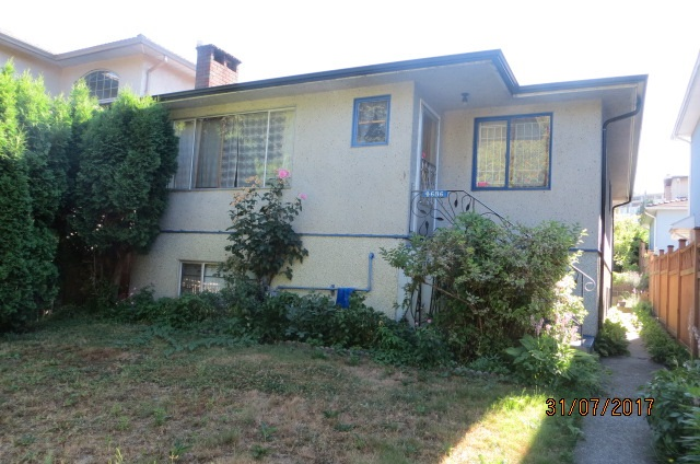 Detached at 4636 BEATRICE STREET, Vancouver East, British Columbia. Image 1