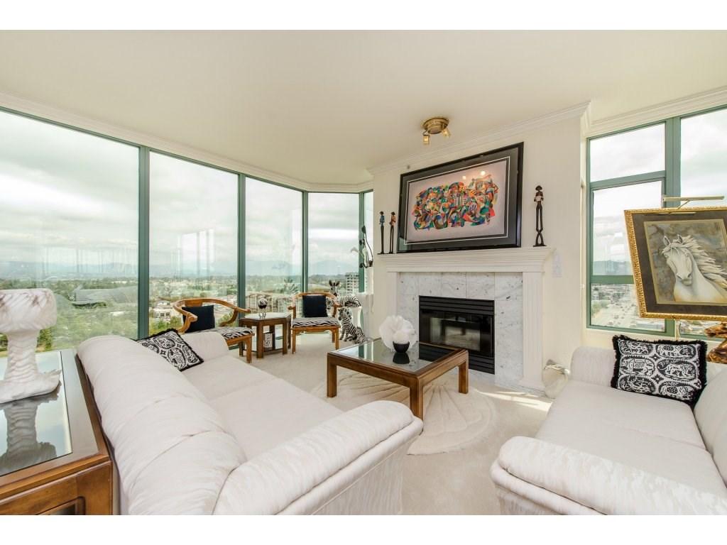 Condo Apartment at 1701 32330 S FRASER WAY, Unit 1701, Abbotsford, British Columbia. Image 8