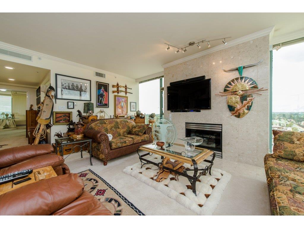 Condo Apartment at 1701 32330 S FRASER WAY, Unit 1701, Abbotsford, British Columbia. Image 12