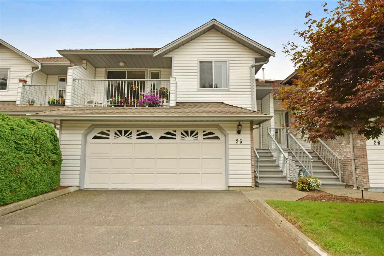 Townhouse at 25 2988 HORN STREET, Unit 25, Abbotsford, British Columbia. Image 1